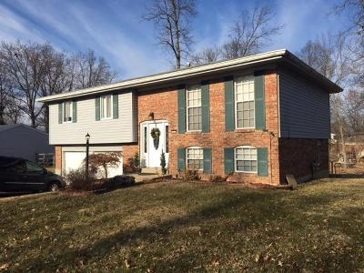 Clermont County Single Family Home For Sale: 1074 Glendale Drive