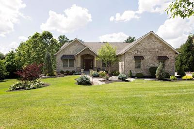 Liberty Twp Single Family Home For Sale: 6573 Liberty Ridge Drive