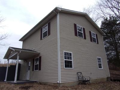 Sprigg Twp OH Single Family Home For Sale: $89,900