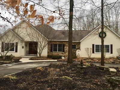 Batesville Single Family Home For Sale: 3444 E County Road 1200 North
