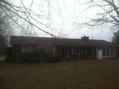 Turtle Creek Twp Single Family Home For Sale: 934 North Nixon Camp Road