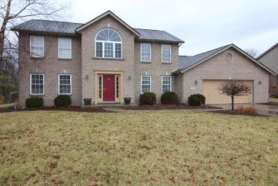 Liberty Twp Single Family Home For Sale: 6659 Willow Bend Drive