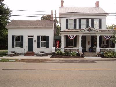 Morgan Twp Single Family Home For Sale: 4791 Cincinnati Brookville Road