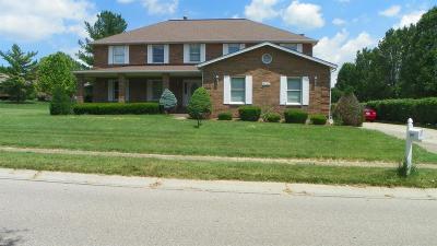 Fairfield Single Family Home For Sale: 2446 Henesy Lane