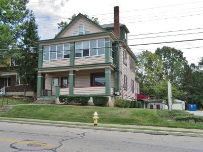 Cheviot Multi Family Home For Sale: 3833 Applegate Avenue