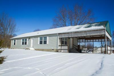 Highland County Single Family Home For Sale: 6764 Heather Moor Trail
