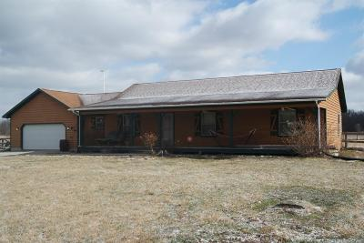 Adams County, Brown County, Clinton County, Highland County Single Family Home For Sale: 383 Sycamore Road