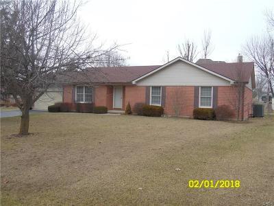 Preble County Single Family Home For Sale: 776 E Lakengren Drive