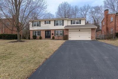 Hamilton County Single Family Home For Sale: 6529 Willow Hollow Lane