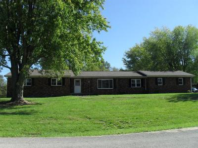 Seaman OH Single Family Home For Sale: $135,000