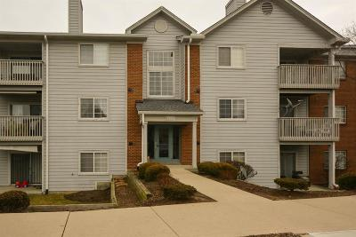 West Chester Condo/Townhouse For Sale: 7540 Shawnee Lane #242