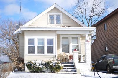 Cheviot Single Family Home For Sale: 3858 Davis Avenue