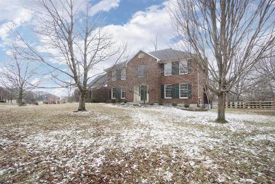 West Chester Single Family Home For Sale: 8171 Grey Fox Drive