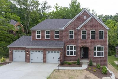 Sharonville Single Family Home For Sale: 4075 Falling Creek Court