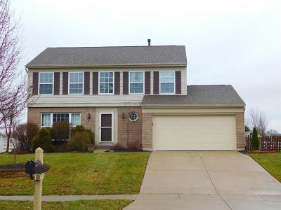 Hamilton Twp Single Family Home For Sale: 6520 Thistle Grove