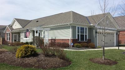 Hamilton Twp Single Family Home For Sale: 1607 Oak Grove Lane