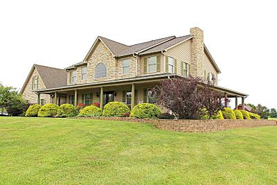 Adams County, Brown County, Clinton County, Highland County Single Family Home For Sale: 12608 Brannon Road