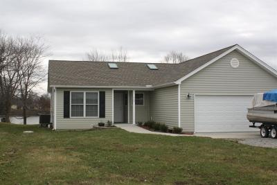 Adams County, Brown County, Clinton County, Highland County Single Family Home For Sale: 522 Waynoka Drive