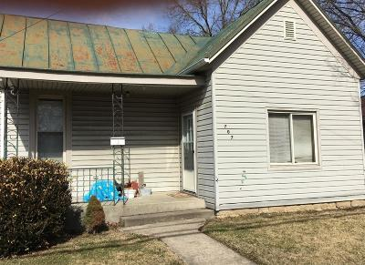 Adams County, Brown County, Clinton County, Highland County Single Family Home For Sale: 707 Rombach Avenue