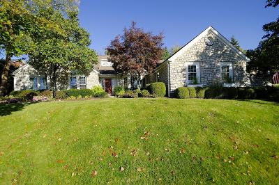 West Chester Single Family Home For Sale: 8397 Deer Path