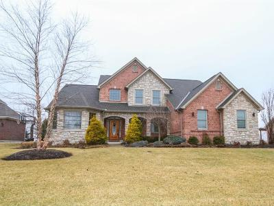 Liberty Twp Single Family Home For Sale: 6169 Lancashire Trail