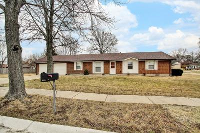 Fairfield Single Family Home For Sale: 5998 Hexagon Drive