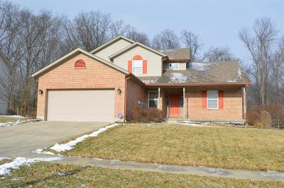 Hamilton Single Family Home For Sale: 7540 Wethersfield Drive