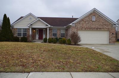 Fairfield Single Family Home For Sale: 5535 Lakeside Drive