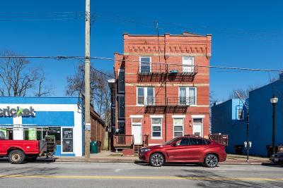 Cincinnati OH Multi Family Home For Sale: $319,000