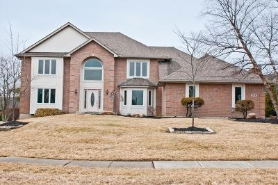West Chester Single Family Home For Sale: 5226 Kingsfjord Court