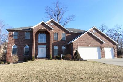 Liberty Twp Single Family Home For Sale: 4401 Hidden Oaks Lane