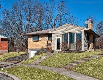 Green Twp Single Family Home For Sale: 2498 Lourdes Lane
