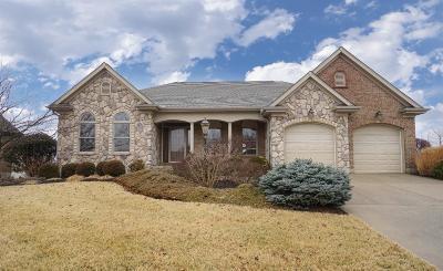 Hamilton Twp Single Family Home For Sale: 5148 Emerald View Drive