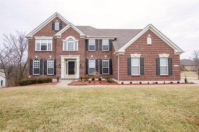 Liberty Twp Single Family Home For Sale: 4372 Hidden Oaks Lane