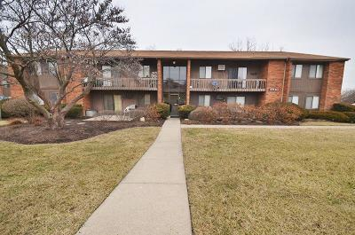 Fairfield Condo/Townhouse For Sale: 3700 Mack Road #9