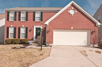 Fairfield Single Family Home For Sale: 6264 Old Mill Court