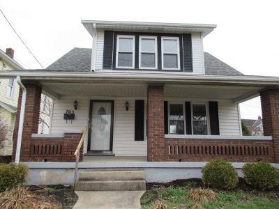 Hamilton Single Family Home For Sale: 705 Clinton Avenue