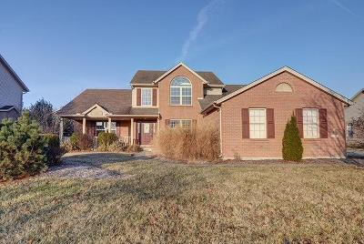 Mason Single Family Home For Sale: 3595 Top Flite Lane
