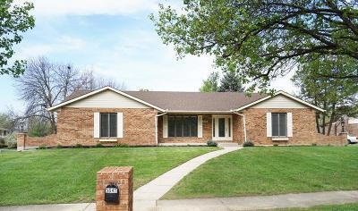 Fairfield Single Family Home For Sale: 5645 Monica Drive