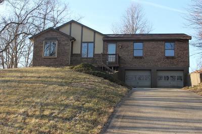 Harrison, Lawrenceburg Single Family Home For Sale: 1121 Hanover Drive