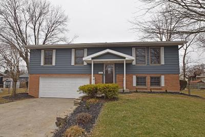 Mason Single Family Home For Sale: 1465 Windsong Court
