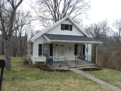 Adams County, Brown County, Clinton County, Highland County Single Family Home For Sale: 975 Market Street