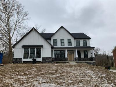 Montgomery Single Family Home For Sale: 10475 Deerfield Road