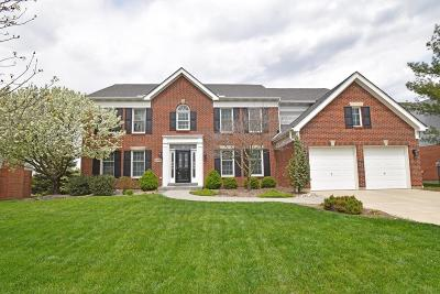 West Chester Single Family Home For Sale: 5982 Taylor Ridge Drive