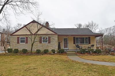 Colerain Twp Single Family Home For Sale: 2597 Struble Road