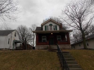 Cheviot Single Family Home For Sale: 3982 Washington Avenue