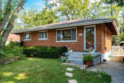 Sharonville Single Family Home For Sale: 3944 Beavercreek Circle