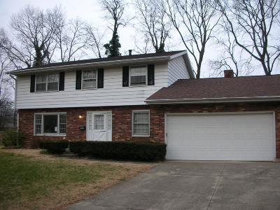 Fairfield Single Family Home For Sale: 5268 Patricia Drive