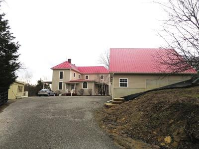 Adams County, Brown County, Clinton County, Highland County Single Family Home For Sale: 263 Malcolm Road