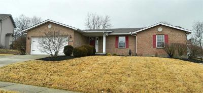 Liberty Twp Single Family Home For Sale: 4250 Pheasant Trail Court